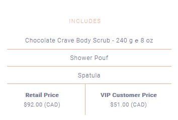 choc-crave prices