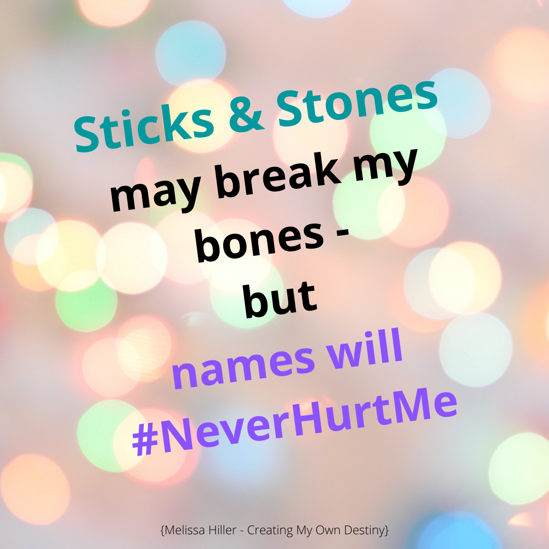 Sticks & Stones – reality bites